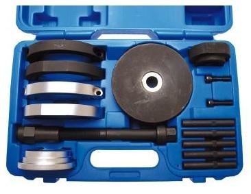 Stahovák pro montáž a demontáž ložisek kol (náboje) 85 mm VW (Transporter T5, Touareg) - NE00387