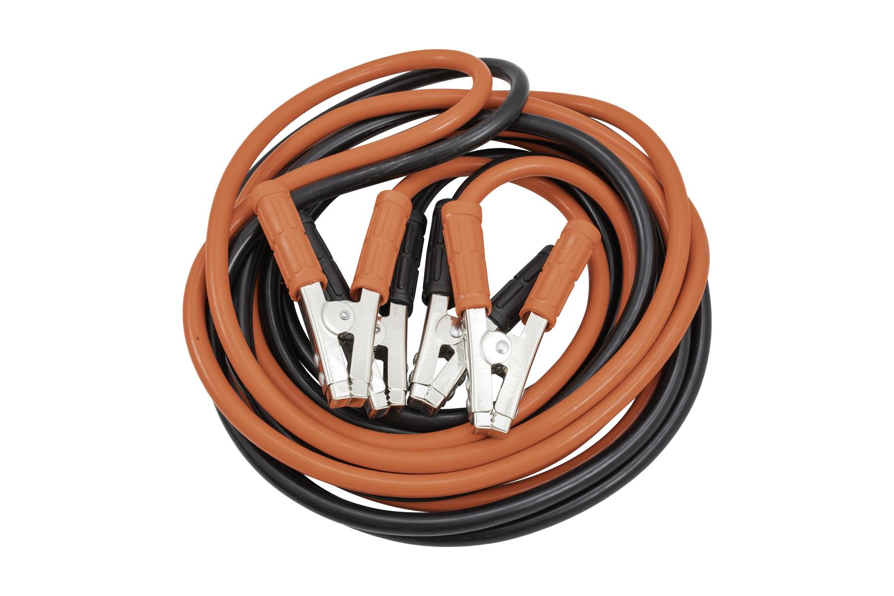 Startovací kabely 800A, délka 6 m - QUATROS QS14409
