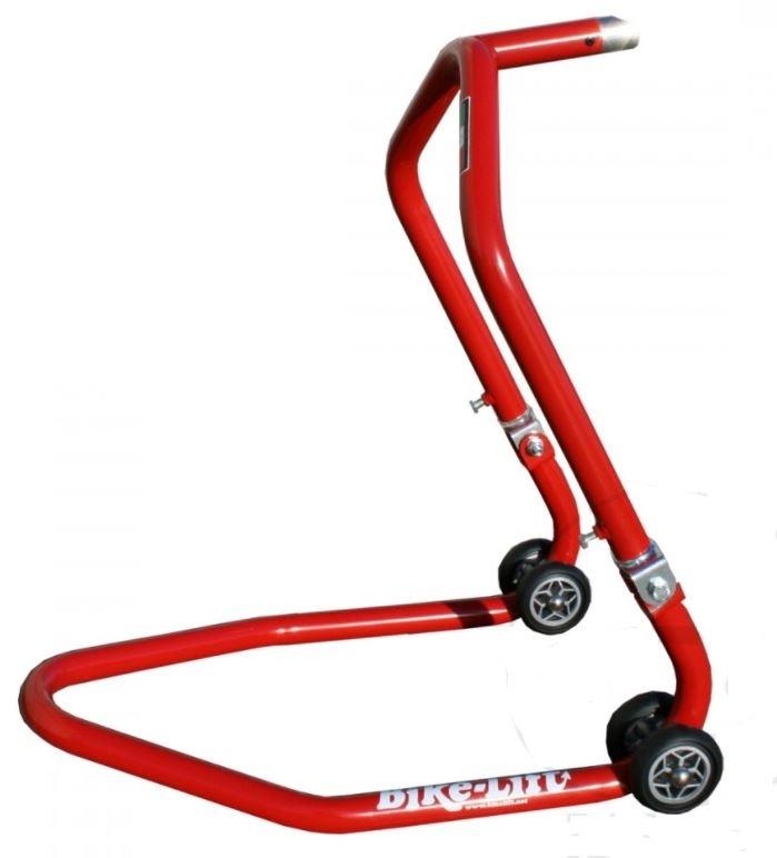 Stojan na motocykly - moto stojan, pro uchycení za vidlici, s adaptéry - Bike-Lift