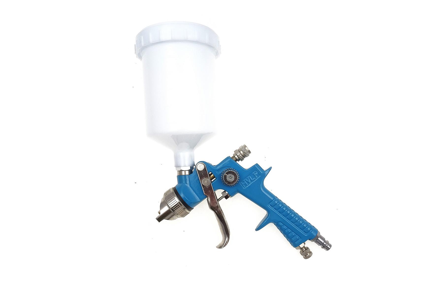Stříkací pistole Profi HVLP, tryska 1.4 mm, 600 ml, s rychlospojkou