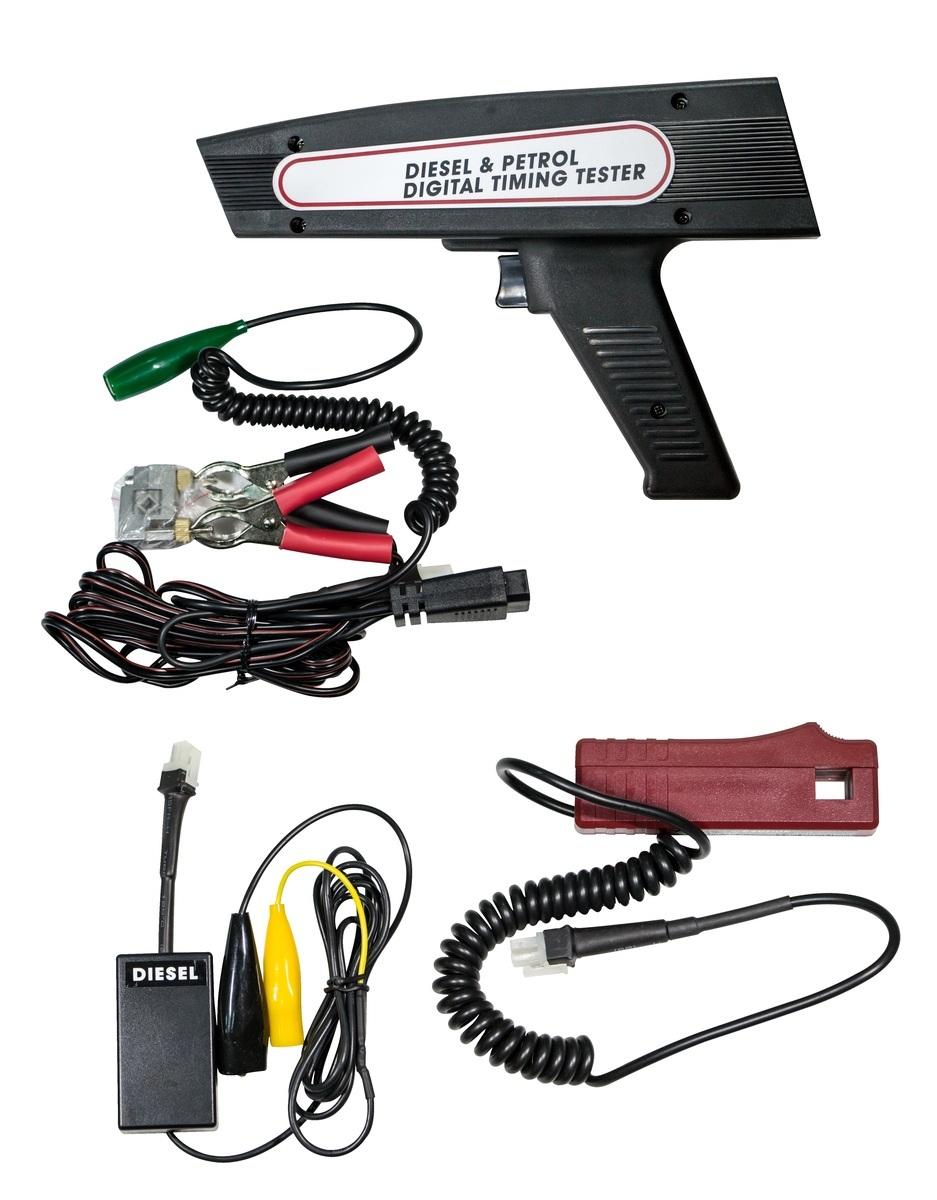 Stroboskopická lampa pro benzinové i dieselové motory - JONNESWAY AR020006D