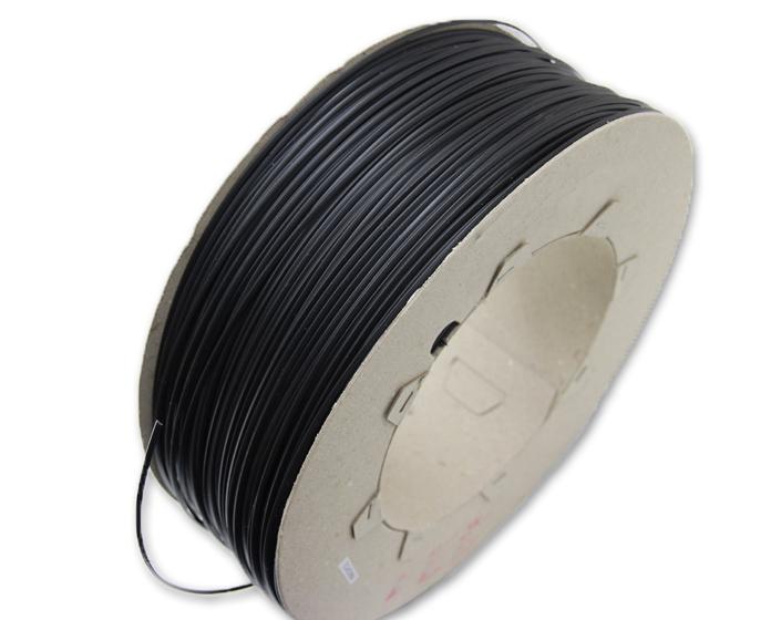Svářecí drát, plast PP 3,5 mm, černý