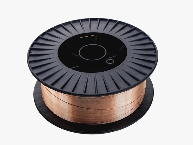 Svařovací drát G3Si1, průměr 0,8 mm, 15 kg