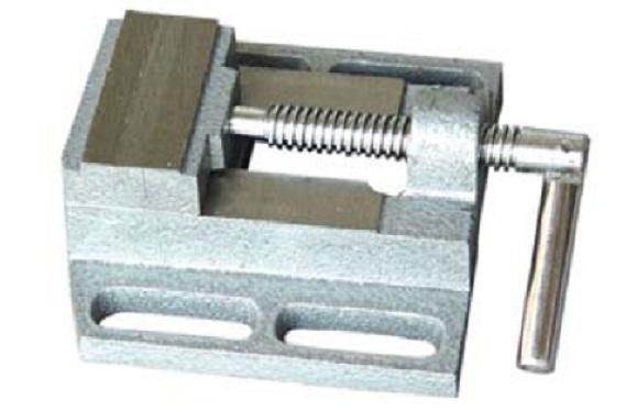 Svěrák ke stojanové vrtačce, rozsah 55 mm, šířka 65 mm