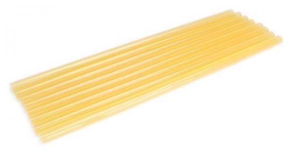 Tavné lepidlové tyčinky 30 cm, k sadě na opravu karosérií PDR, 8 ks - ASTA