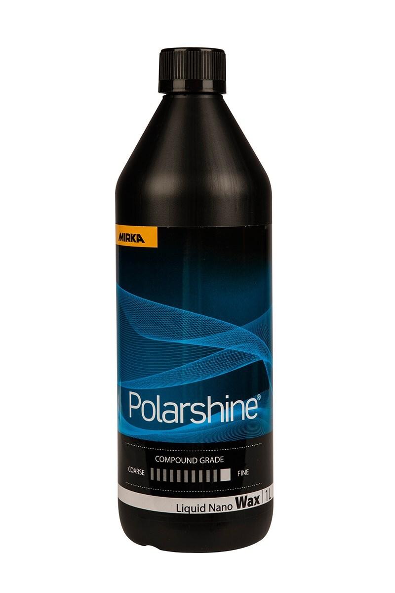 Tekutý vosk na auto Polarshine Liquid Wax, 1 litr