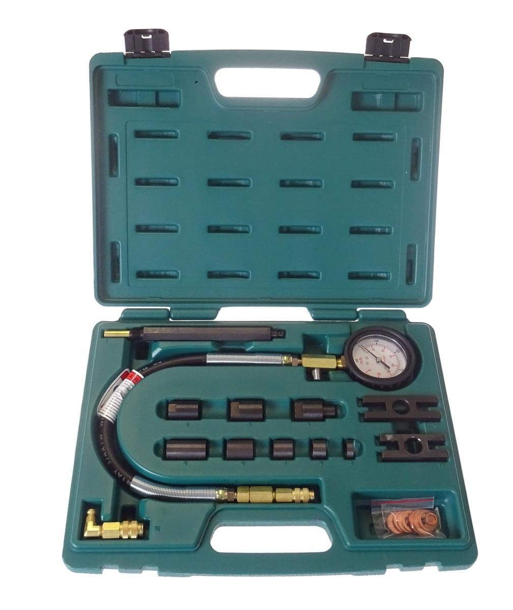 Kompresiometr - tester komprese diesel, nákladní vozy - JONNESWAY AI020053