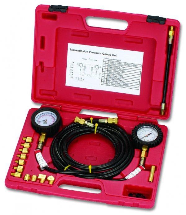 Tester - měřič tlaku oleje automatické převodovky, univerzální - ASTA