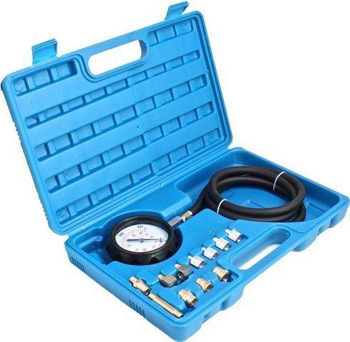 Tester - meřič tlaku oleje v motoru a v automatické převodovce, 0 - 35 bar - SATRA
