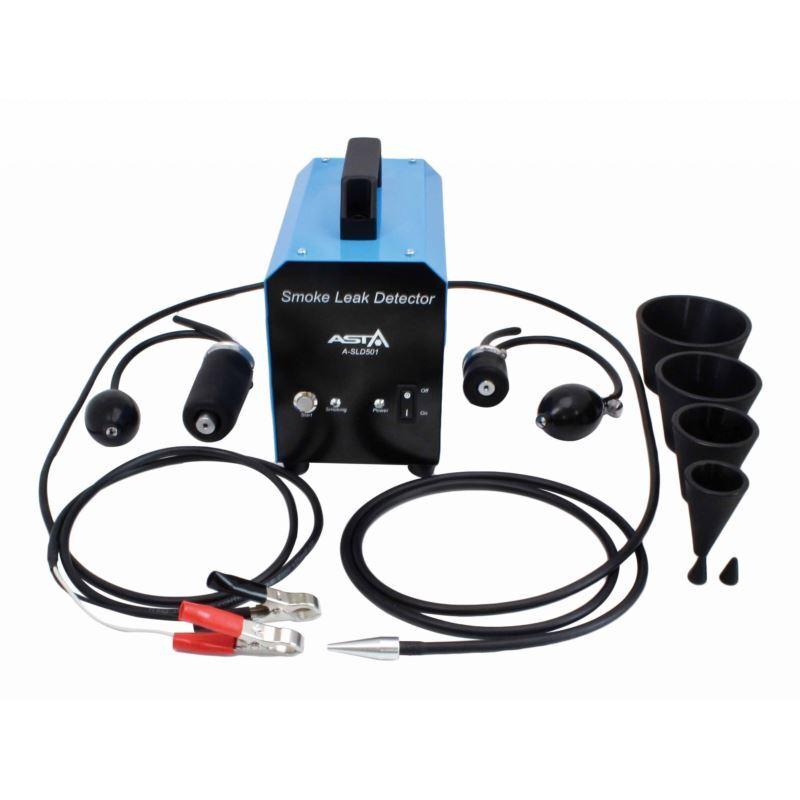 Tester těsnosti systémů automobilu, generátor kouře - ASTA