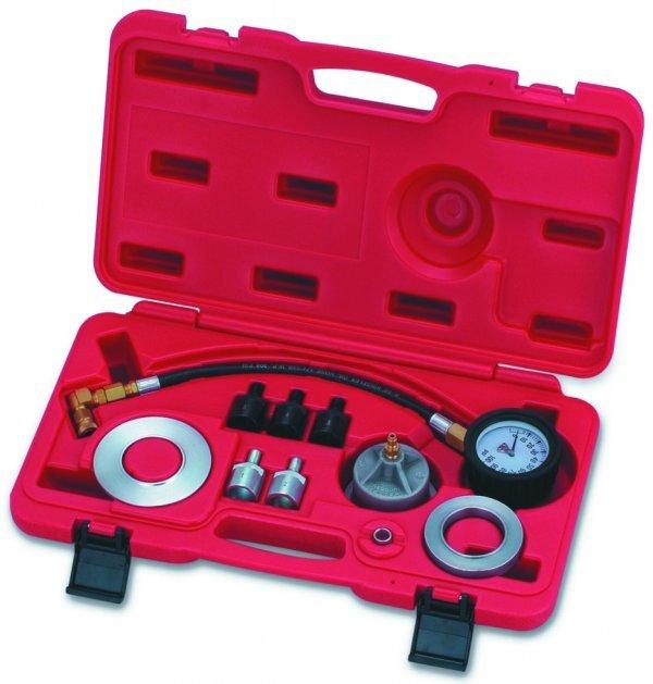 Tester - měřič tlaku motorového oleje, univerzální pro benzín i diesel, 0-7 bar - ASTA