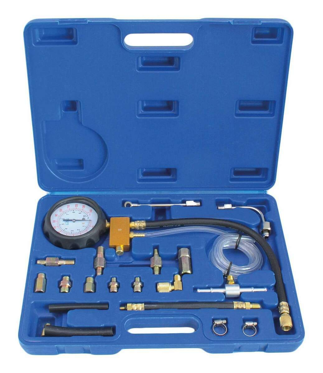 Tester tlaku paliva 0-10  bar, benzín - SATRA