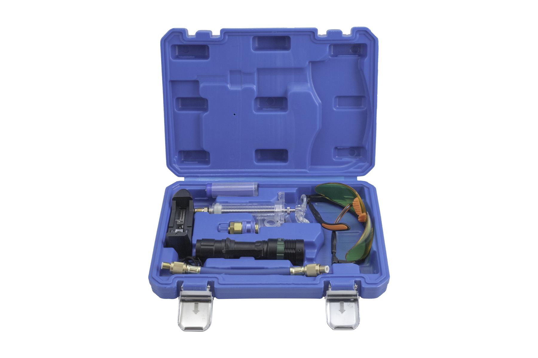 Tester, UV lampa na kontrolu úniku chladiva z klimatizace - QUATROS QS13134