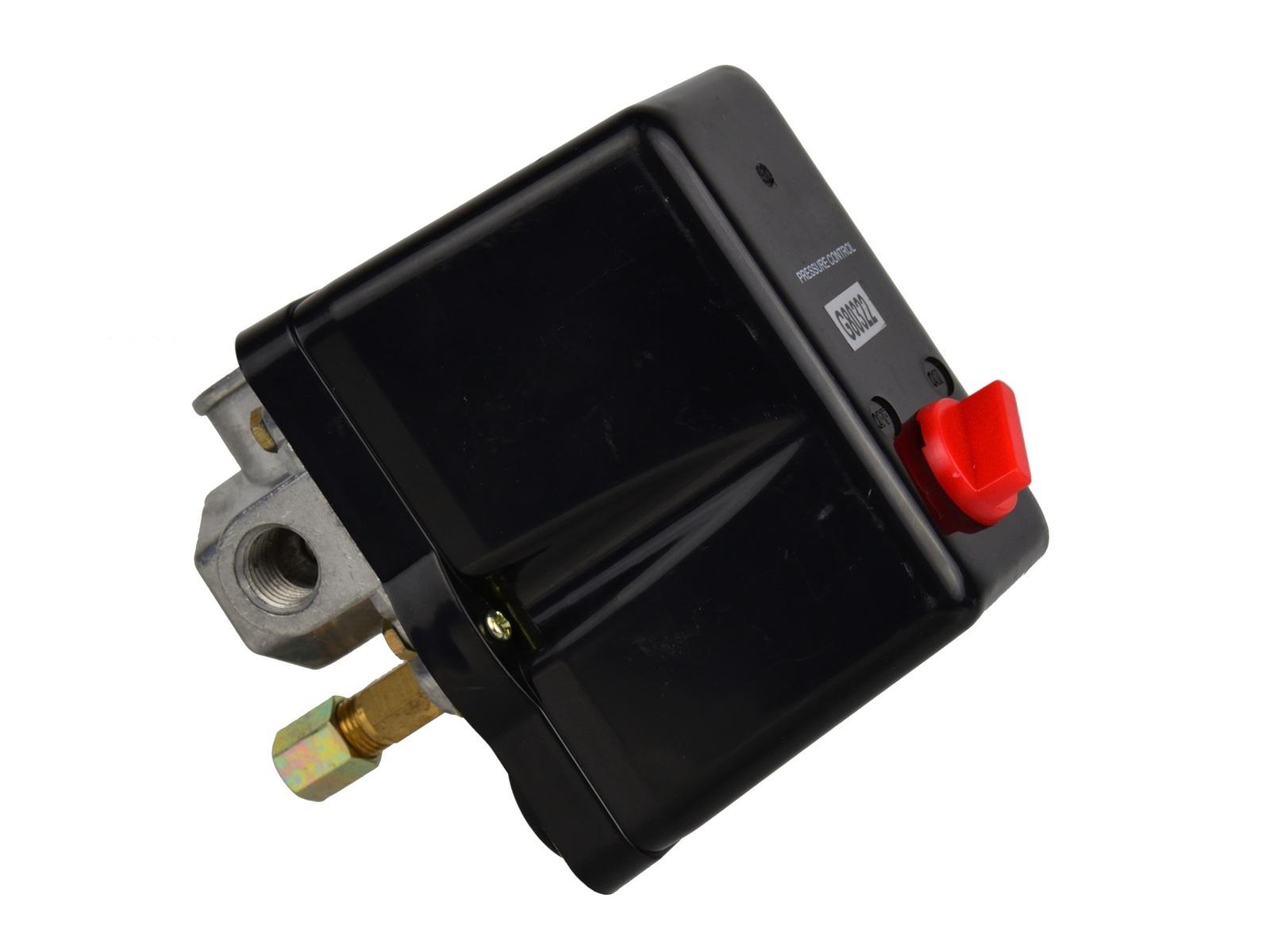Tlakový spínač - presostat 400V, maximální tlak 12 bar