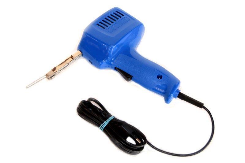 Trafopájka - transformátorová páječka ETP5 125W, uchycení hrotu upínačem
