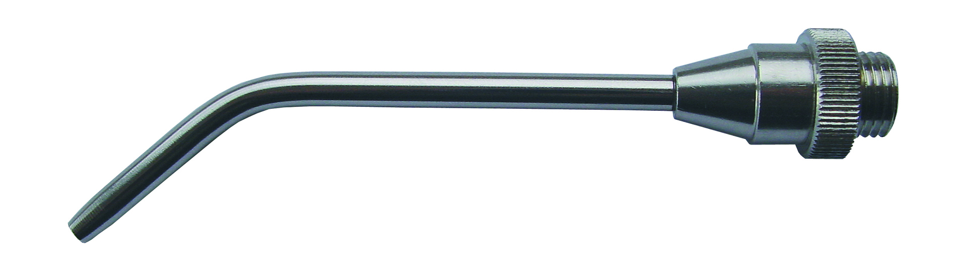 Tryska pro ofukovací pistoli, prodloužená 160 mm, zahnutá