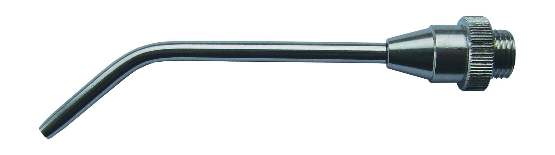 Tryska pro ofukovací pistoli, prodloužená 260 mm, zahnutá