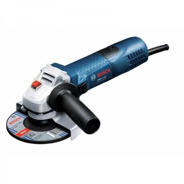 Úhlová bruska Bosch GWS 7-115 Professional, kotouč 115 mm - 0601388106