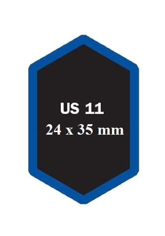 Univerzální opravná vložka US 11 24x35 mm - 1 kus - Ferdus 4.26