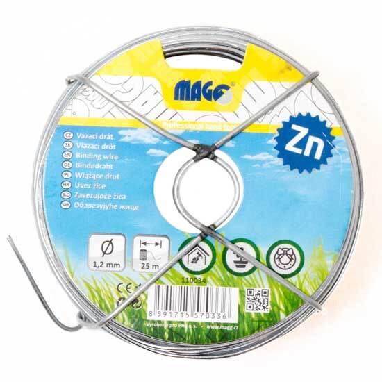 Vázací drát Zn, tloušťka 1.2 mm, délka 25 m