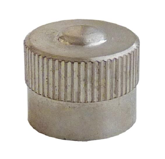 Ventilová čepička V-52 kovová - 1 kus - Ferdus 11.112