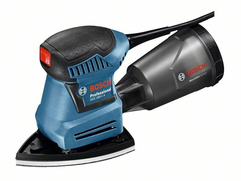 Vibrační bruska Bosch GSS 160 Multi Professional, L-BOXX - 06012A2300