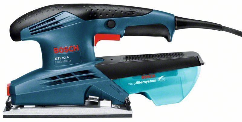 Vibrační bruska Bosch GSS 23 A Professional - 0601070400
