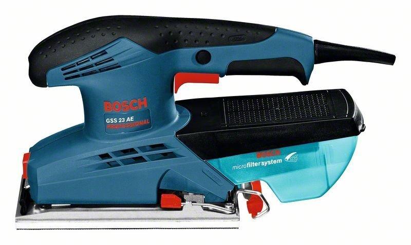 Vibrační bruska Bosch GSS 23 AE Professional - 0601070700