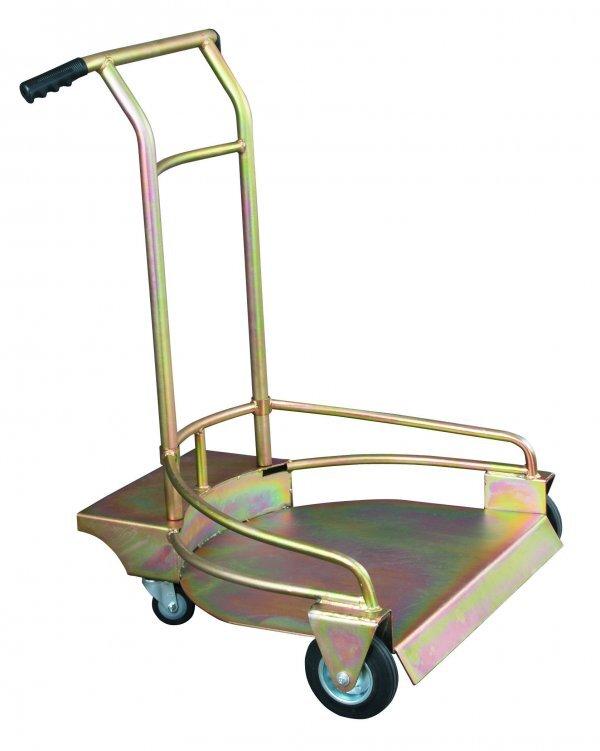 Vozík na sudy, nosnost 220 kg - ASTA
