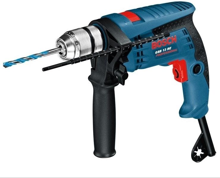 Vrtačka příklepová Bosch GSB 13 RE Professional - 0601217100
