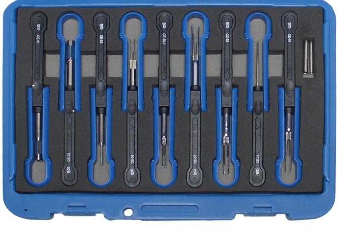 Vypichováky konektorů VAG, Porshe - BGS 60120