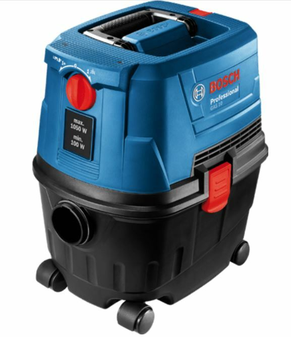 Vysavač Bosch GAS 15 Professional, na suché a mokré vysávání - 06019E5000