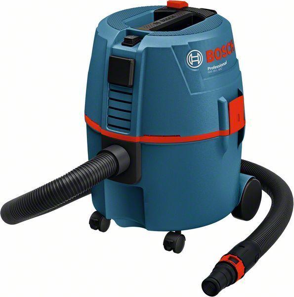 Vysavač Bosch GAS 20 L SFC Professional, na suché a mokré vysávání - 060197B000