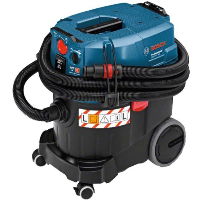 Vysavač Bosch GAS 35 L AFC Professional, na suché a mokré vysávání - 06019C3200