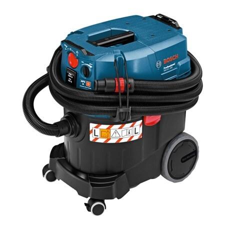 Vysavač Bosch GAS 35 L SFC+Professional, na suché a mokré vysávání - 06019C3000