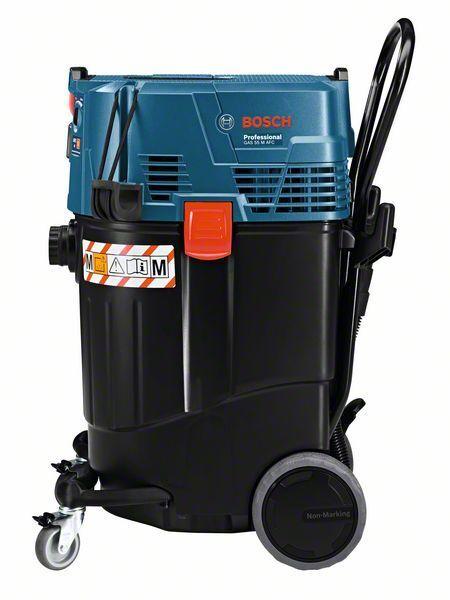 Vysavač Bosch GAS 55 M AFC Professional, na suché a mokré vysávání - 06019C3300