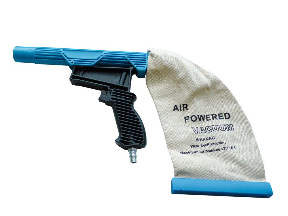 Vysavač na obrus BAT 003, tlakovzdušný pohon