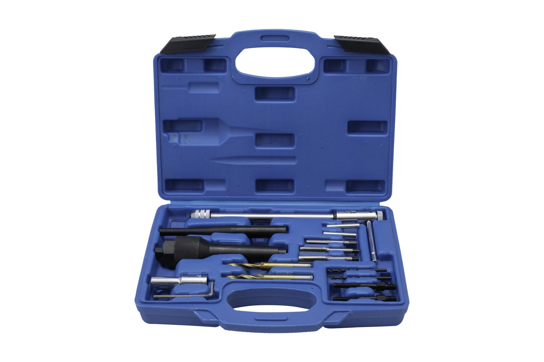 Vytahovák zalomených a poškozených žhavicích svíček, 8 a 10 mm - QUATROS QS20339