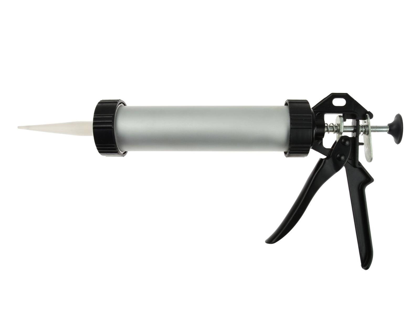 Vytlačovací pistole na kartuše a sáčky, objem 310 ml