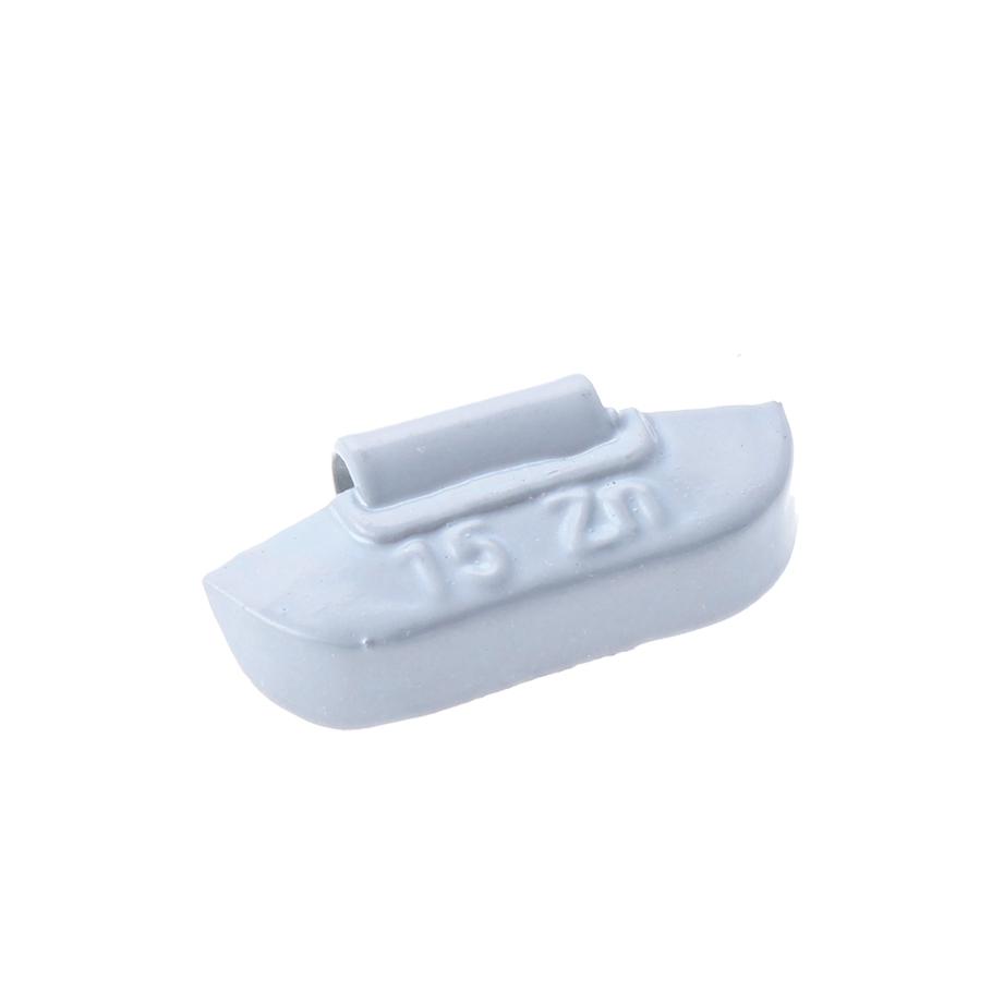 Vyvažovací závaží pro ocel. disky (Zn) 15g naklepávací - 1 kus