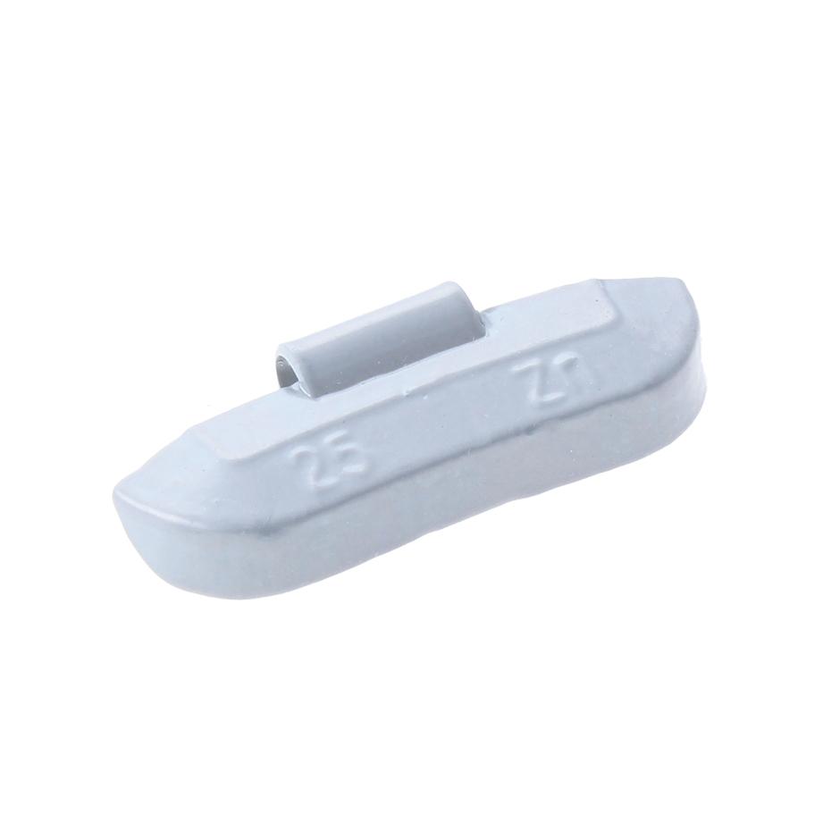 Vyvažovací závaží pro ocel. disky (ZN) 25g naklepávací - 1 kus