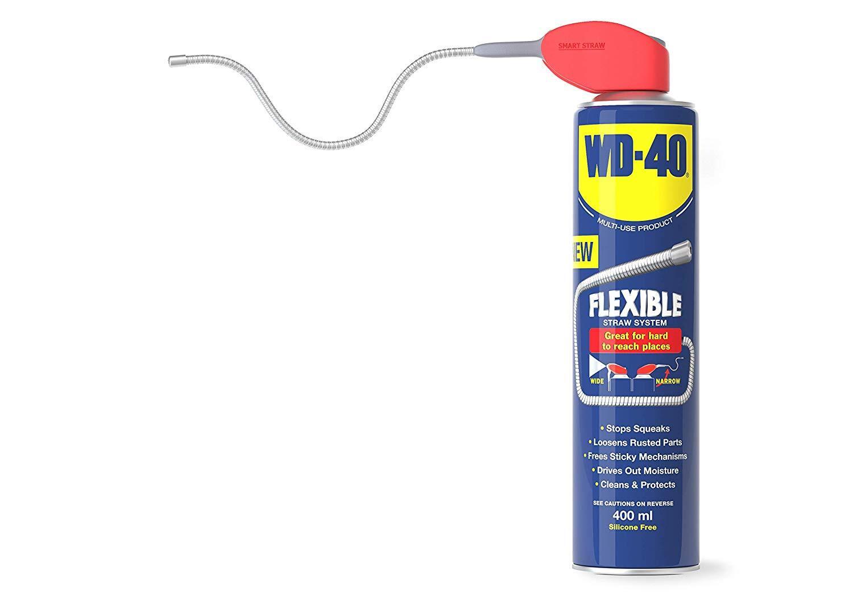 WD-40 600 ml univerzální mazivo Flexible, ohebná trubice