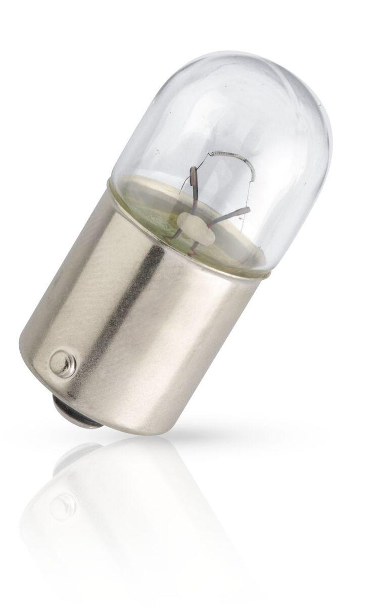 Žárovka brzdového, koncového světlometu, blikače Cartechnic R10W (12V, 10W, BA15s)