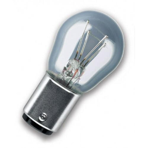 Žárovka brzdového, koncového světlometu Cartechnic P21/4W (12V, 21/4W, BAZ15d)