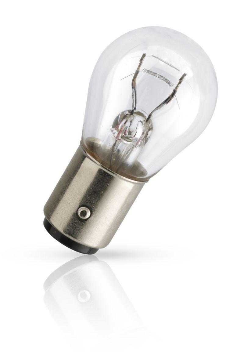 Žárovka koncového, brzdového světlometu, blikače Cartechnic P21/5W (12V, 21/5W, BAY15d)