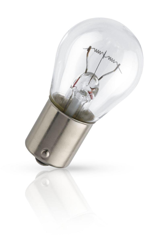 Žárovka koncového, brzdového světlometu, blikače Cartechnic P21W (12V, 21W, BA15s)