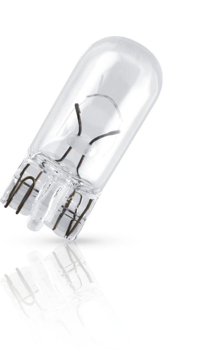 Žárovka koncového světlometu, blikače Cartechnic W5W (12V, 5W, W2,1x9,5d)