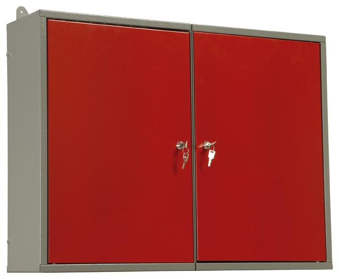 Závěsná skříň dvoudílná – 80x60x19 cm - MARS 5809
