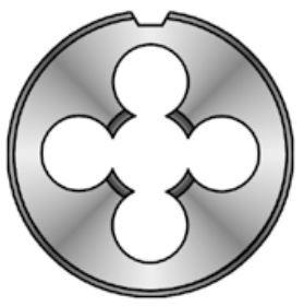 Závitová očka - čelisti NO, pravý závit UNC, DIN EN 22 568, různé rozměry - Bučovice Tools