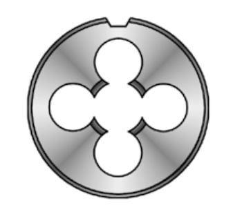 Závitová očka - čelisti Whitworth BSW, DIN EN 22 568, různé rozměry - Bučovice Tools